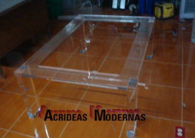 base mesa patas cuadradas