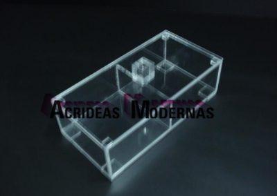 caja 4 mm 2 div