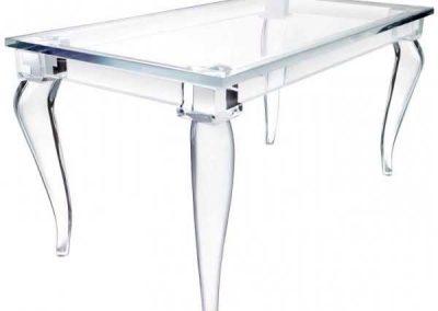 mesa patas torneadas 2