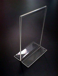 porta menu 2 mm
